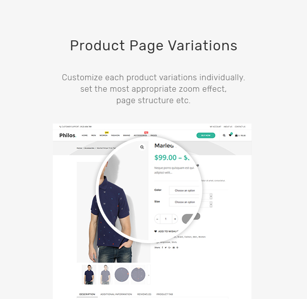 Philos - Responsive WooCommerce WordPress Theme - 10