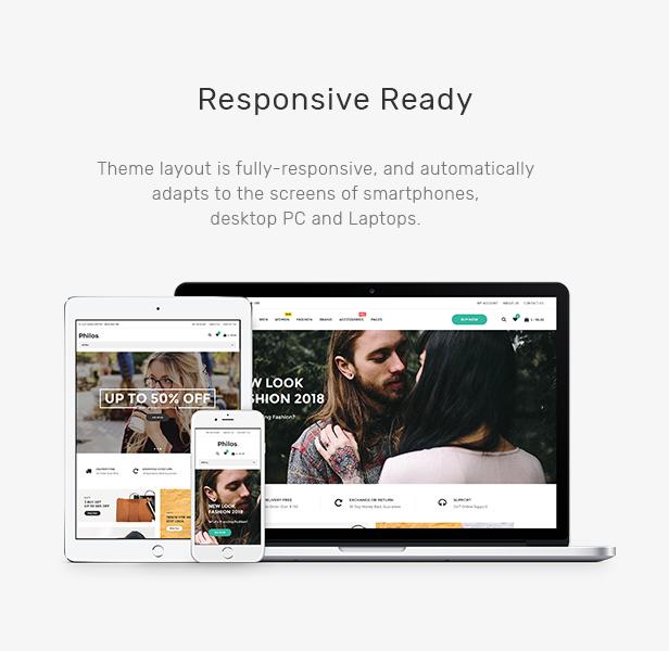 Philos - Responsive WooCommerce WordPress Theme - 11